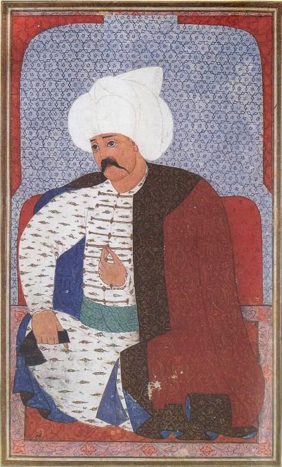 Yavuz sultan selim resmi, yavuz sultan selim sah ismail, yavuz sultan selim caldiran seferi