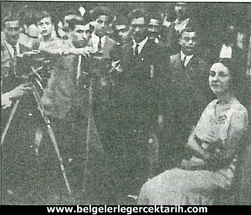 (1932) Dünya Güzeli Keriman Halis