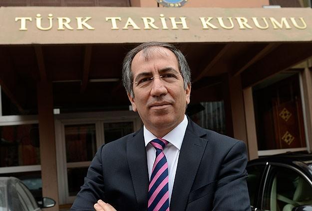 Eski Türk Tarih Kurumu Başkanı Prof. Dr. Metin Hülagü