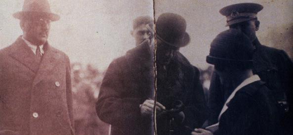 M. Kemal Atatürk ile Refet Süreyya